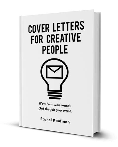Buy The Book  Cover Letters For Creative People