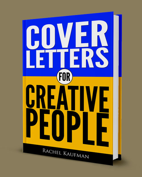 Cover Letters For Creative People  Want A Job In Journalism Pr Or